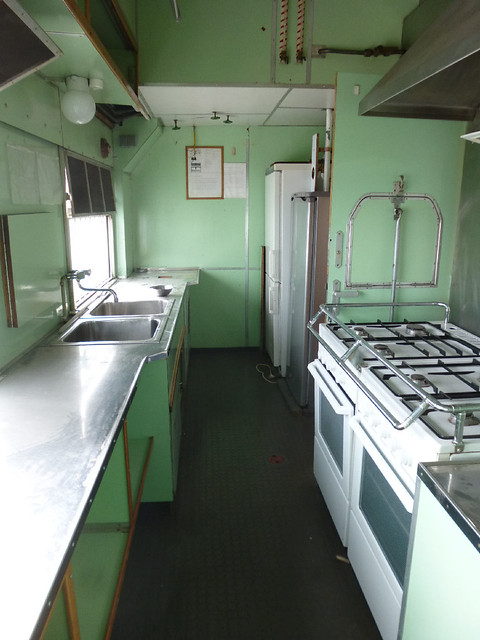Train Kitchen