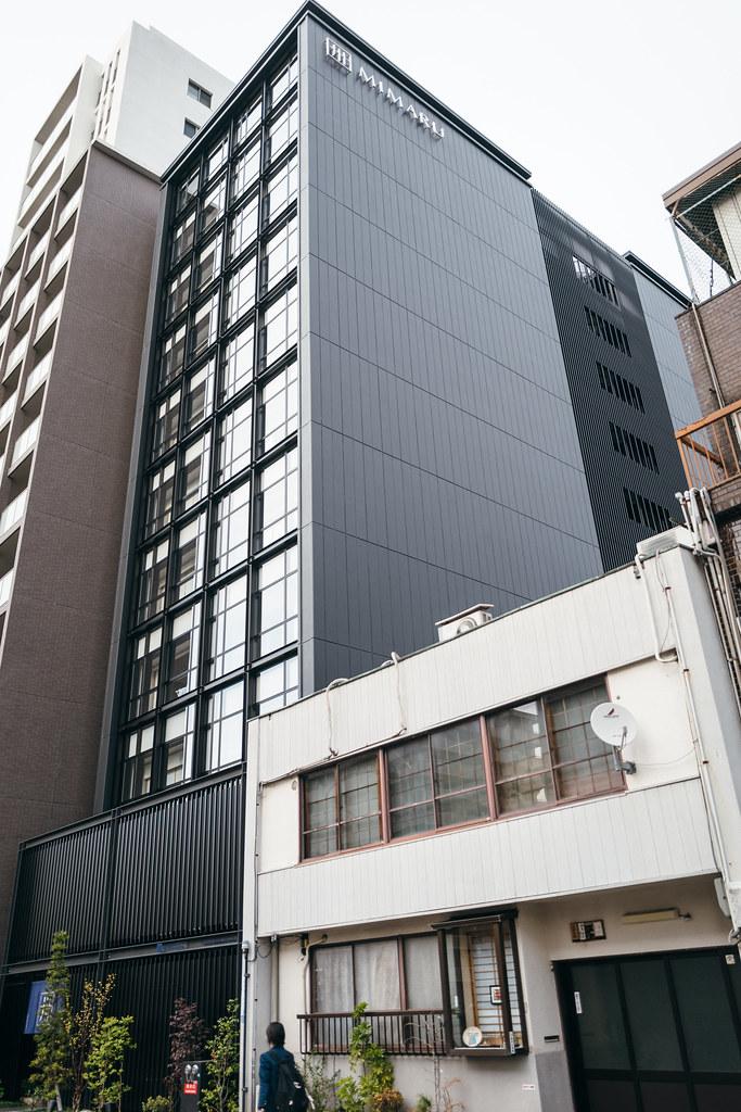 上野北三丸公寓式飯店