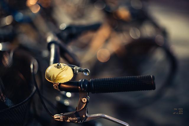 The dark side of a bike_#49/100 Bike Project