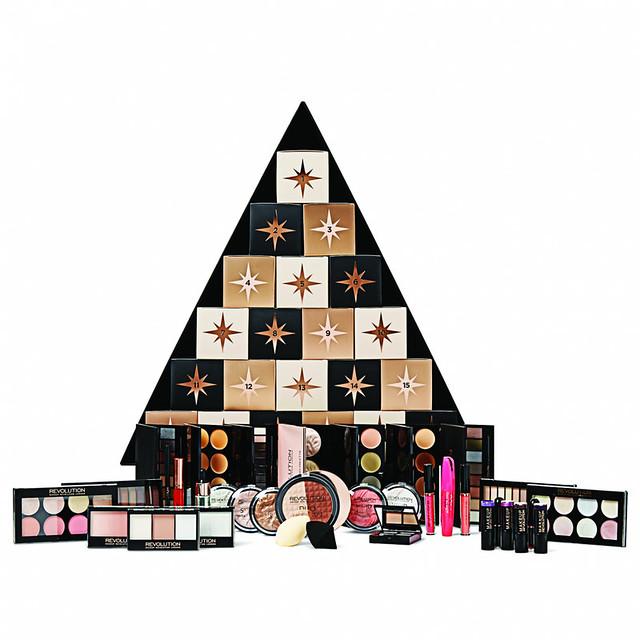 Christmas Tree - Makeup Revolution