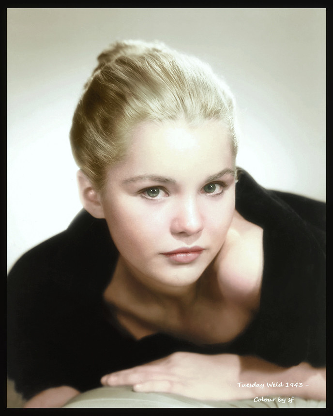 Tuesday Weld contact