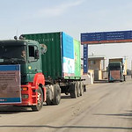 Chabahar Port opens for TIR with first Afghan-Iran-India transport (5)