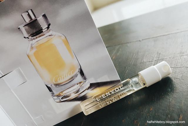 halfwhiteboy - L'Envol de Cartier EDT