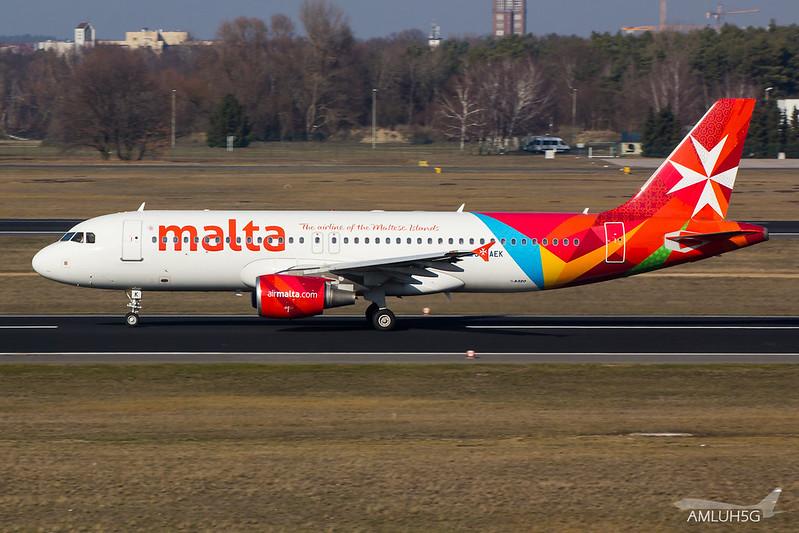 Air Malta - A320 - 9H-AEK (4)