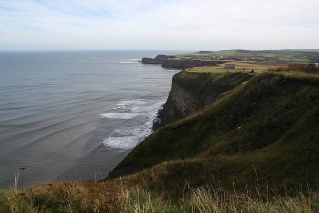 View to Staithes