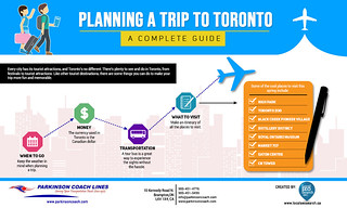 Planning a Trip to Toronto: A Complete Guide | by Parkinson Coach Lines