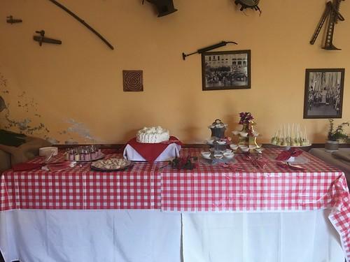 Dulce y salado para fiestas de picoteo   by mararia66