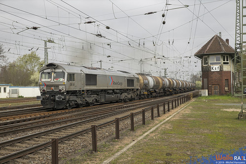 DE 61 . RHC . Köln-Kalk Nord . 06.04.19.
