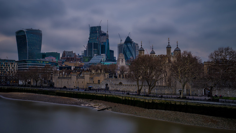 Tower view #London