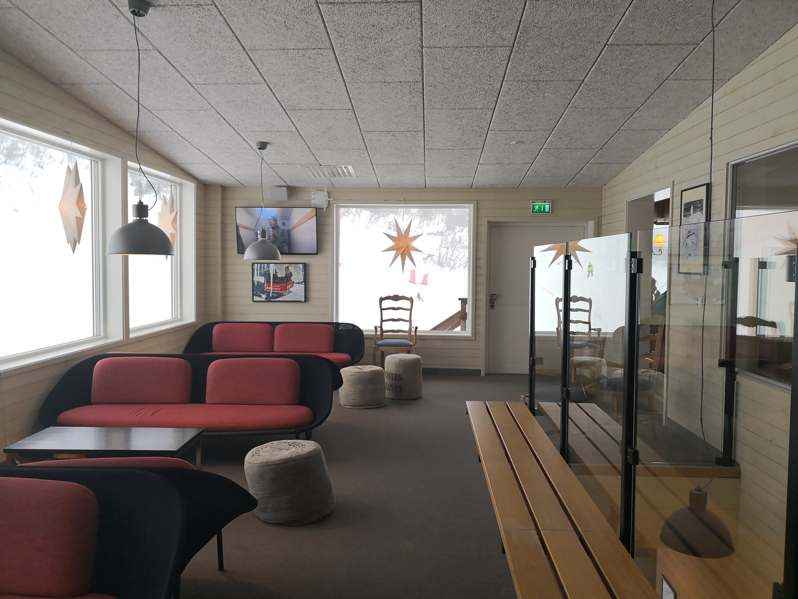 Lounge at Svartberget