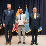 Fri, 03/29/2019 - 14:37 - On Friday, March 29, 2019, the William J. Perry Center for Hemispheric Defense Studies hosted a graduation ceremony for two courses: 'Strategic Implications of Human Rights and Rule of Law' and 'Combating Transnational Threat Networks.' Students from all over the Americas attended the courses from March 18-29, 2019. The graduation ceremony and reception took place in Lincoln Hall at the National Defense University's North Campus at Fort McNair in Washington, DC.