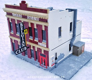 Belgian Club Lego | by FraserValleyBricks