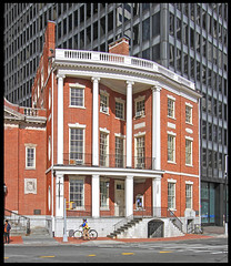 James Watson House (church of our lady of the holy rosary) [1793]- New York