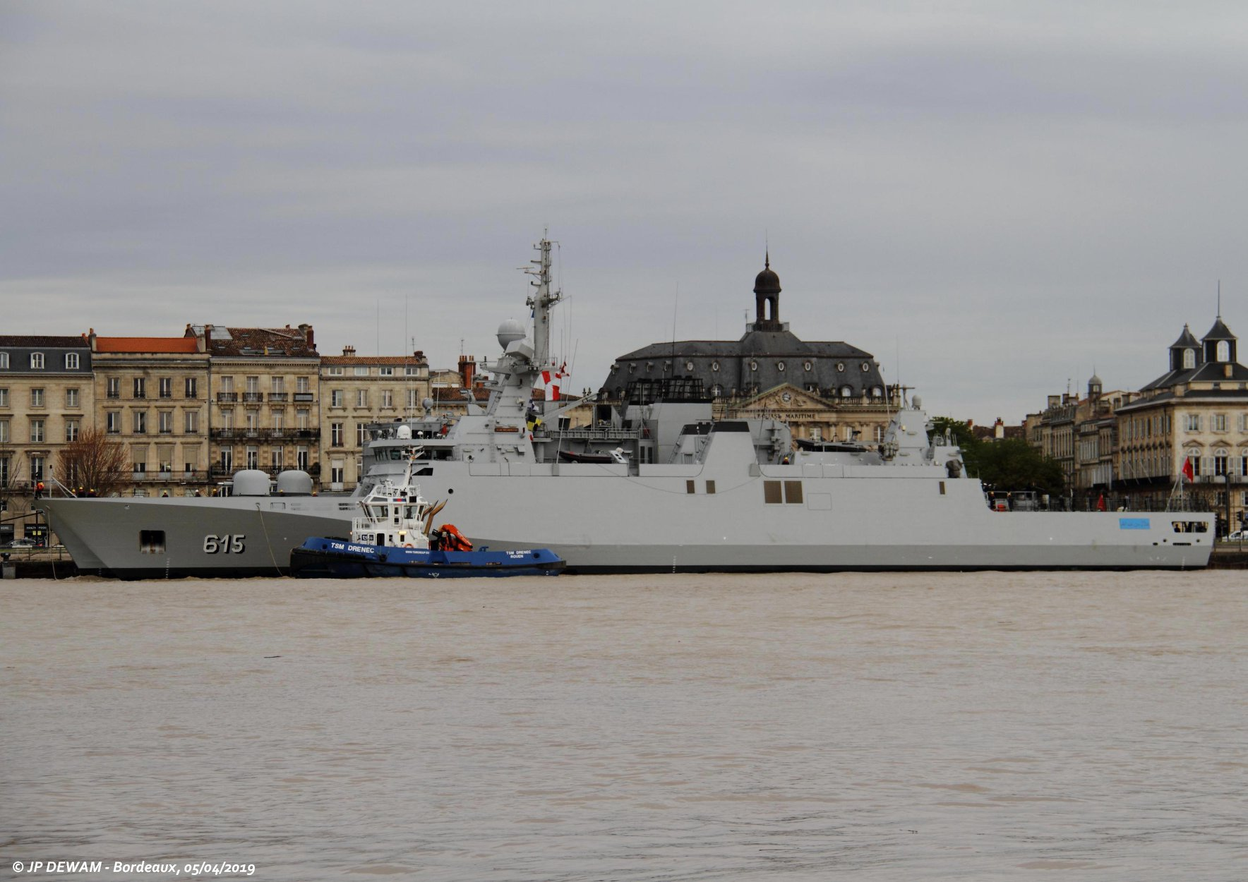 Royal Moroccan Navy Sigma class frigates / Frégates marocaines multimissions Sigma - Page 25 33674731418_312e8d66f7_o
