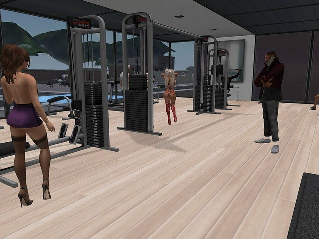 01-17-19 Hardcore Gym