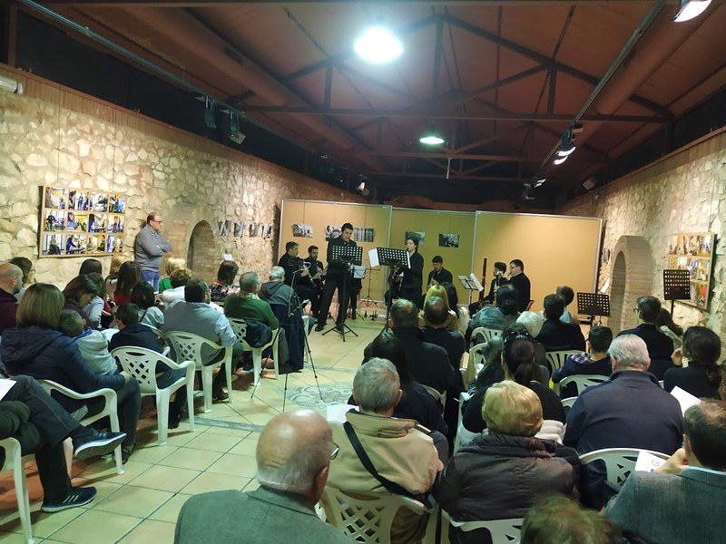 (2019-02-17) Concierto de cámara en el Forn Cultural - José Vicente Romero Ripoll (11)