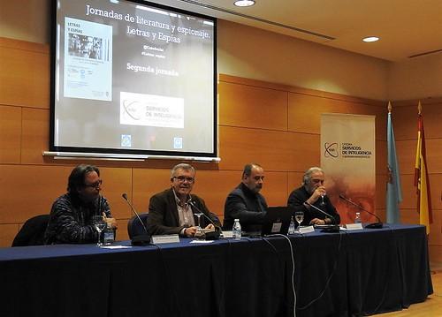 José C. Somoza, Javier Velasco, Pere Cardona, José Luis Muñoz