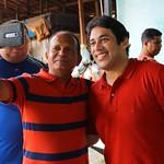 Vereador Osmar Filho visita bairro do Santa Clara e conversa com moradores