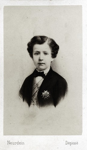 Étienne Neurdein - Prince Louis Napoleon, ca 1857 | by The Patrick Montgomery Collection