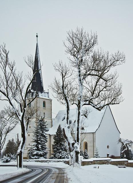 Bergkirche in Schleiz