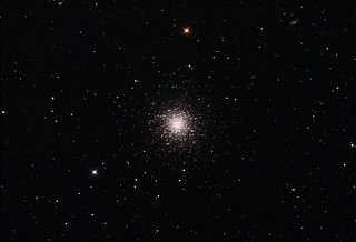 M13 Globular Cluster Stack_108frames_3240s_WithDisplayStretch | by BlackWikkett