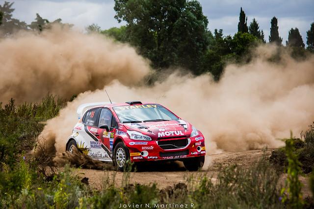 Rally argentino - Rally de Toledo 2019
