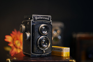 Rolleicord II model 1 | by Greyscale3