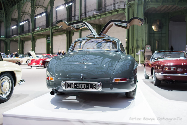 Mercedes 300 SL Gullwing - 1955