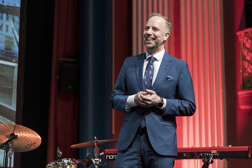 Administrerende direktør i Eiendom Norge, Christian V. Dreyer   by eiendomnorge