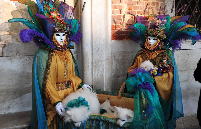 Carnival of Venice, Italy, February, 560