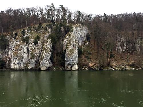 13 - Versteinerte Jungfrau - Donaufahrt zum Kloster Weltenburg