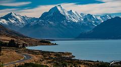 Mt Cook, New Zealand