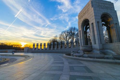 WW2 Memorial Washington DC | by JustinCEO
