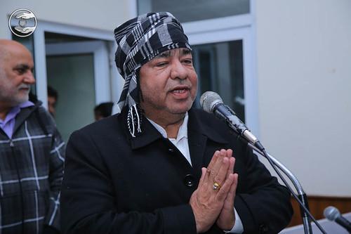 SNM Branch Mukhi, Ved Batra, expresses his views