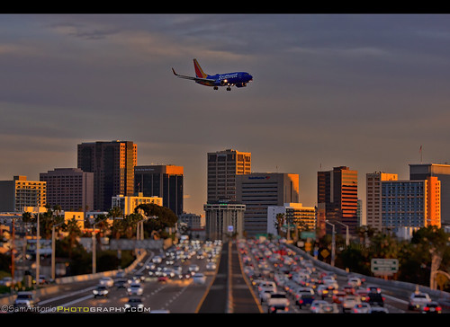 Soaring over San Diego | by Sam Antonio Photography