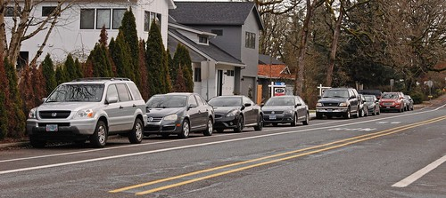 Despite Vacancies at On-Campus Parking Lots