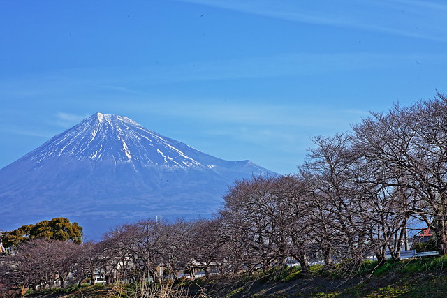 Ryuganbuchi and Mt.Fuji