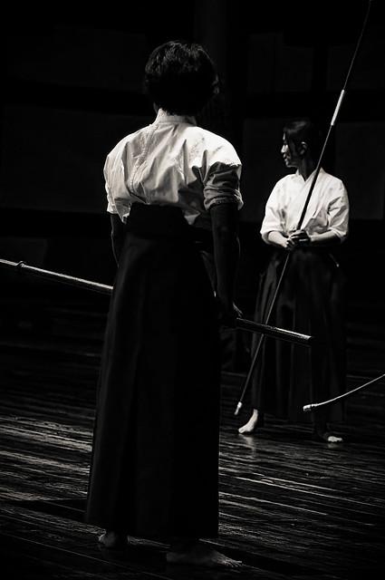 薙刀(なぎなた/Naginata)