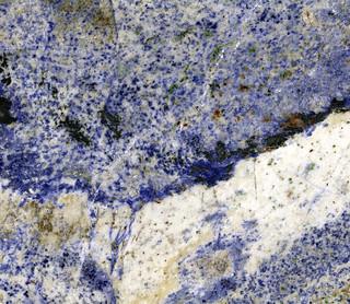 Azul Bahia Granite (sodalite metasyenite, Itabuna Syenite Complex, Neoproterozoic, ~676 Ma; Fazenda Hiassu, Bahia State, Brazil) 19