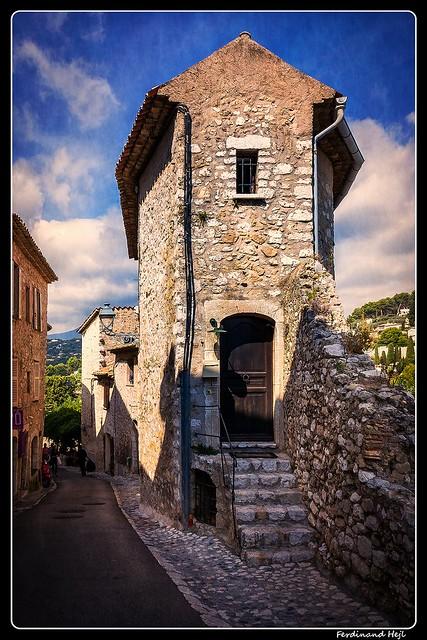 Saint Paul de Vance_Provence-Alpes-Côte d'Azur_France