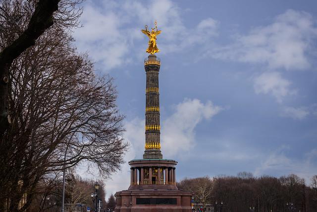 Berliner Siegessäule