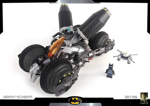Batmans Grinder | by : VolumeX :