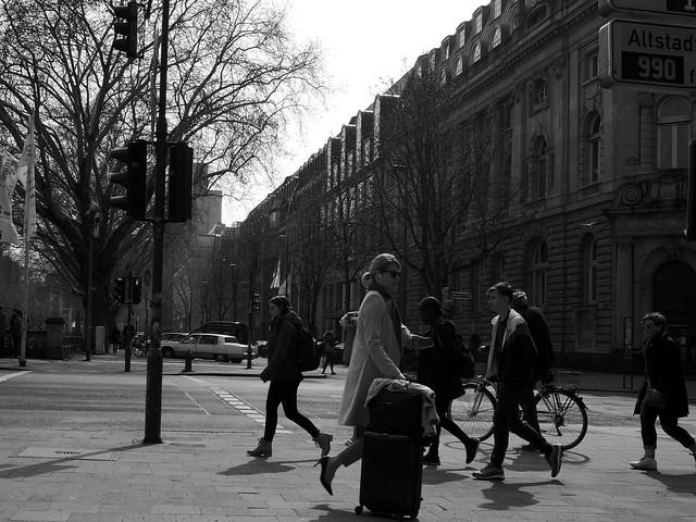 @a corner of Kö, Düsseldorf