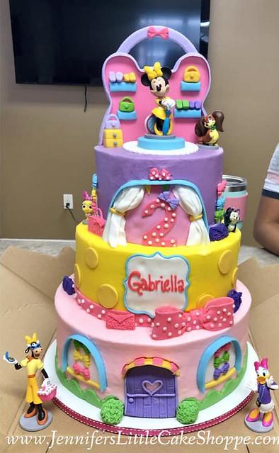 Cake by Jennifer's Little Cake Shoppe