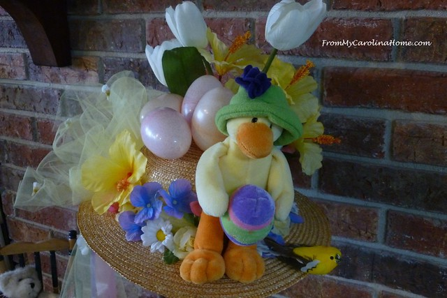 Easter Bonnet at FromMyCarolinaHome.com