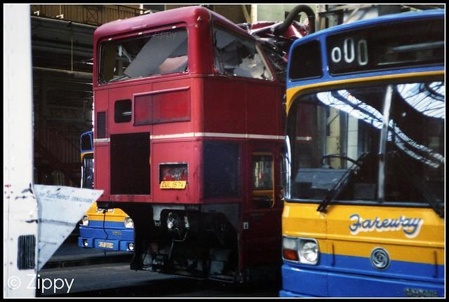 Merseybus - 2157 CUL157V