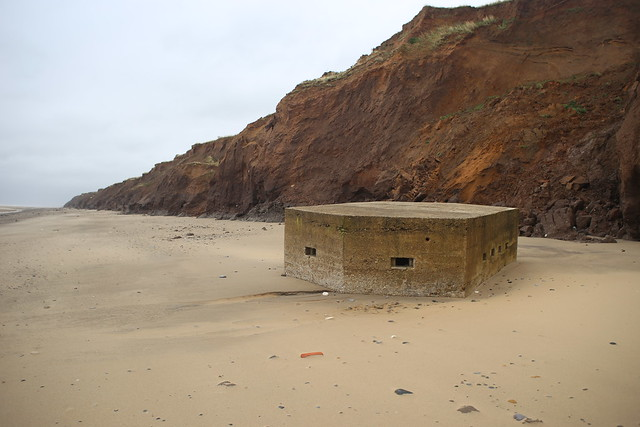 The coast near East Garton, Yorkshire