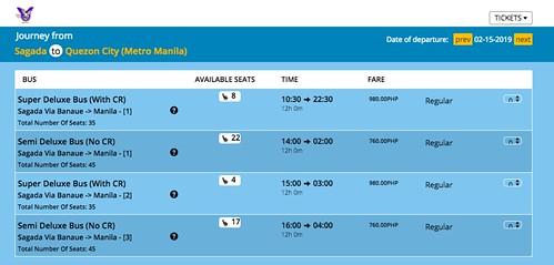 Sagada to Manila | by Traveling Morion
