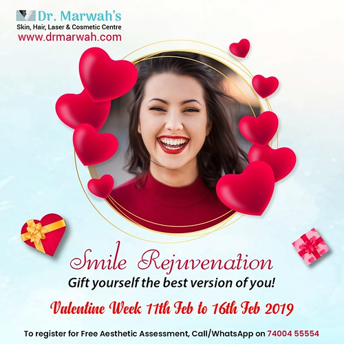 Valentine Week at Dr Marwah's Clinic
