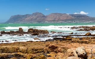 St James, Cape peninsula, South Africa